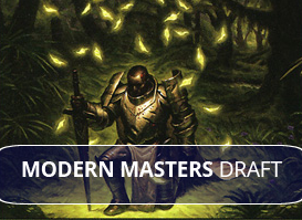Modern Masters Draft #1 - 5th January 2015