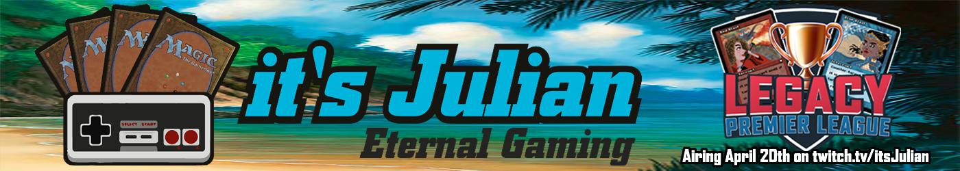 it's Julian